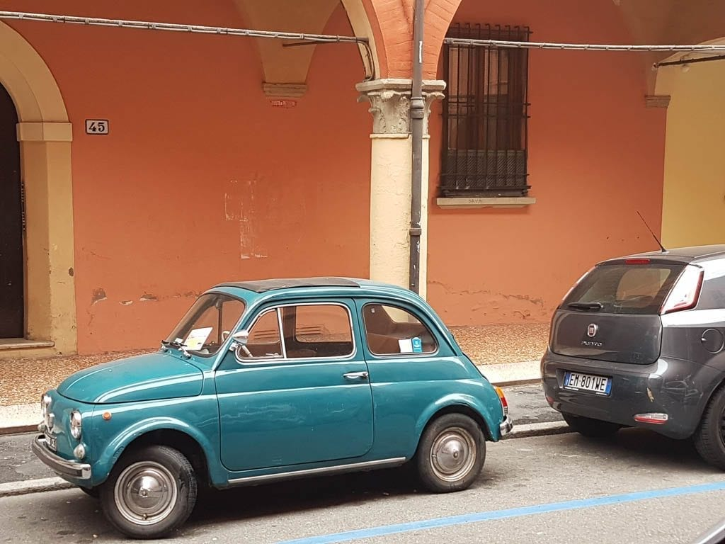 Car Hire Bologna Italy