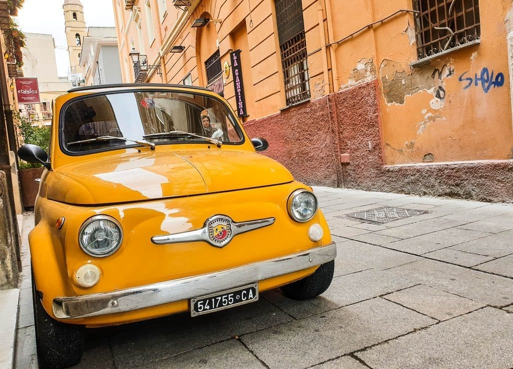 Guide to Renting a Car In Bologna Italy