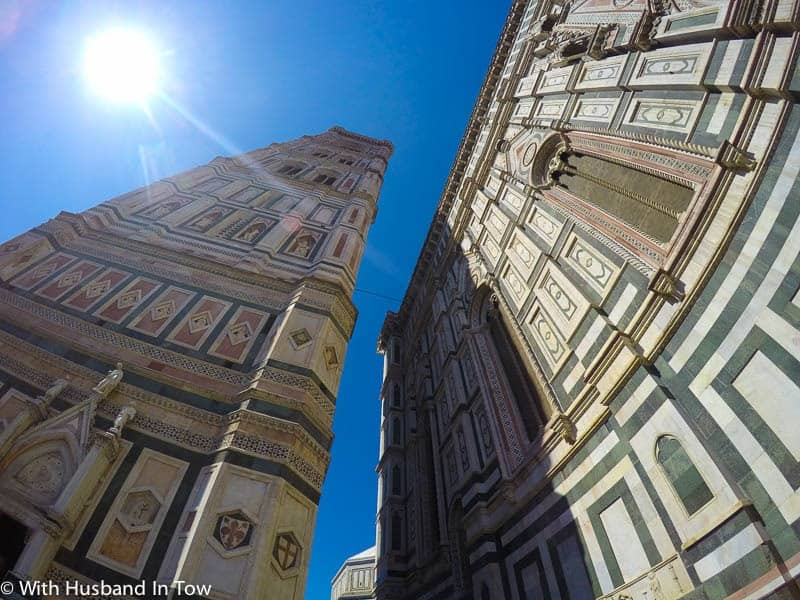 Bologna to Florence day trips