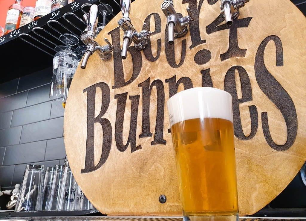 Beer 4 Bunnies Bologna