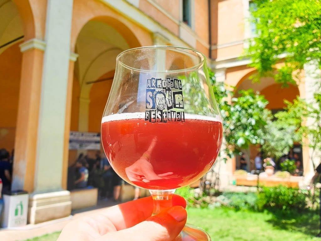 Arrogant Sour Beer Festival Italy